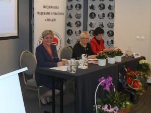 XXVI Okręgowy Zjazd Pielęgniarek i Położnych w Elblągu - 18.03.2017 r