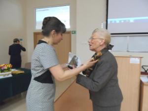Konferencja naukowo-szkoleniowa Dehumanizacja współczesnego pielęgniarstwa - fakt czy zagrożenie? Elbląg 07.04.2014 r.